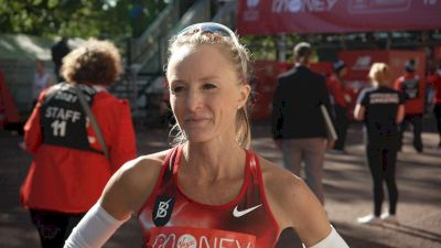 Shalane Flanagan Runs 2:35 One Week After Berlin