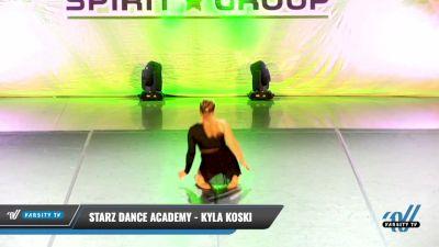 Starz Dance Academy - Kyla Koski [2021 Junior - Solo - Jazz Day 1] 2021 CSG Dance Nationals