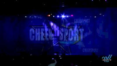 Brandon All-Stars - Mist [2021 L4.2 Senior - Small Day 2] 2021 CHEERSPORT National Cheerleading Championship