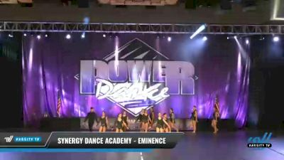 Synergy Dance Academy - Eminence [2021 Senior - Contemporary/Lyrical - Small Day 2] 2021 ACP Power Dance Nationals & TX State Championship
