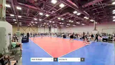 MVA 15 Black vs VA Elite 15 - 2021 JVA Summerfest presented by Nike