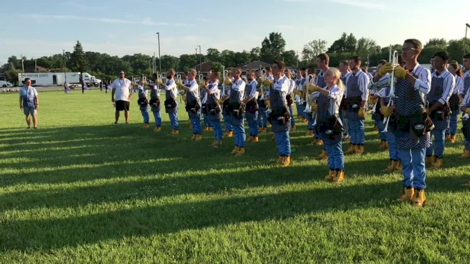 Long Grass Ain't Nothing For Blue Stars Brass