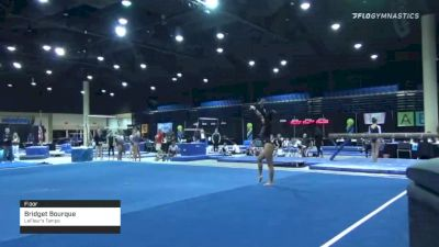 Bridget Bourque - Floor, LaFleur's Tampa - 2020 Tampa Bay Turner's Invitational