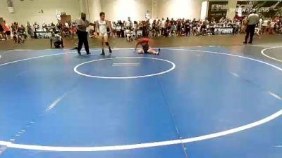 141 lbs Quarterfinal - John Baker, Nm vs Jordan Robb, Wu Crew