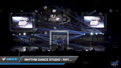 Rhythm Dance Studio - Rhythm Extreme Tiny AllStars [2019 Tiny Pom Day 2] 2019 US Finals Louisville