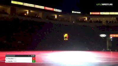 285 lbs Duece Racahal, Illinois vs AJ Nevills, Fresno State