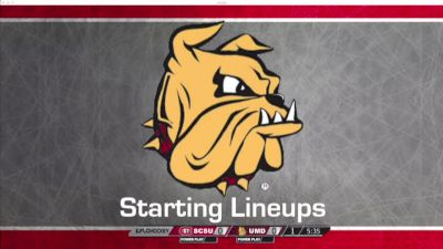 2018 Minnesota Duluth at St Cloud State | WCHA Women's