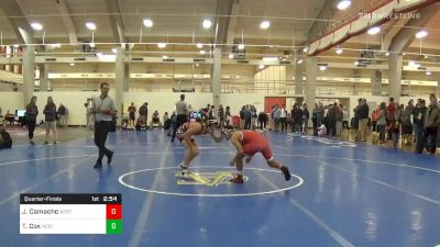 Quarterfinal - Jakob Camacho, NC State vs Tommy Cox, NC State