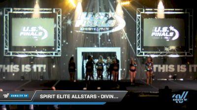 Spirit Elite Allstars - Divine 5 [2019 Senior Restricted Coed 5 Day 1] 2019 US Finals Virginia Beach