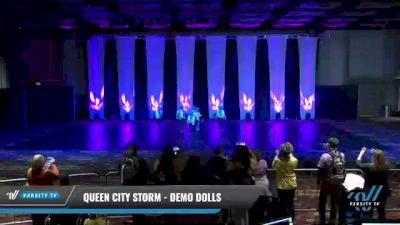 Queen City Storm - Demo Dolls [2021 Mini - Hip Hop Day 1] 2021 GLCC: The Showdown Grand Nationals