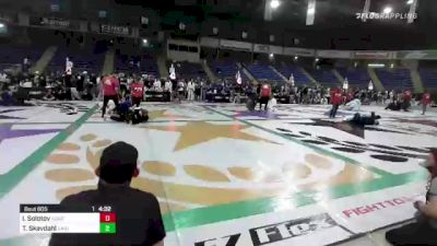 Ivan Solotov vs Tyler Skavdahl 2021 F2W Colorado Open - EVENT