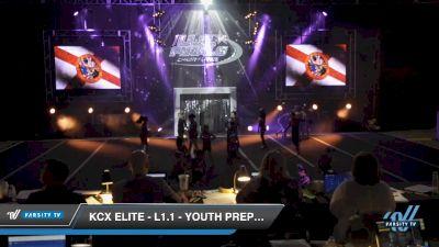 KCX Elite - L1.1 - Youth PREP - D2 [2019 TNT 10:16 AM] 2019 US Finals Pensacola