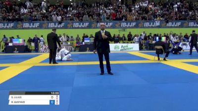 RAPHAEL SOUZA vs SANTERI LILIUS 2018 European Jiu-Jitsu IBJJF Championship