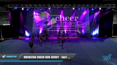 Rockstar Cheer New Jersey - Salt-N-Pepa [2021 L3 Junior - Small] 2021 Cheer Ltd Open Championship: Trenton