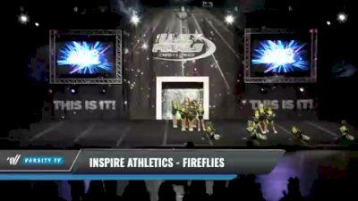 Inspire Athletics - Fireflies [2021 L1 Mini Day 1] 2021 The U.S. Finals: Kansas City