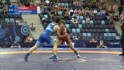 80 kg 1/8 Final - Ivan Tsybanev, Ukraine vs Kamaludin Magomedov, Russia