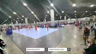 Atlanta extreme Elli vs Atlanta Extreme Harsh - 2021 Capitol Hill Volleyball Classic