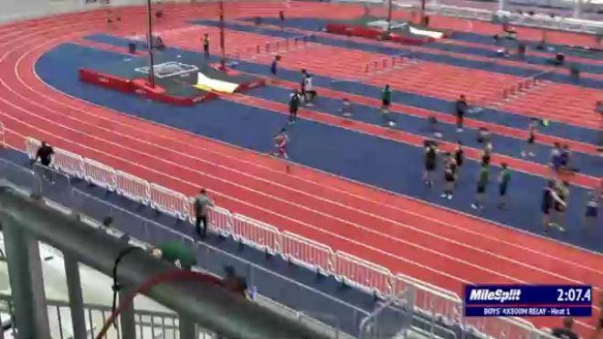 High School Boys' 4x800m Relay, Finals 1
