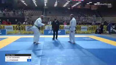 DAVID LEE SKINNER vs STEVEN A PIWOWAR 2021 Pan Jiu-Jitsu IBJJF Championship