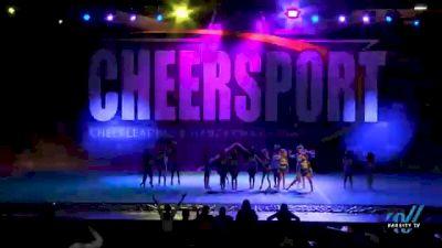 The Stingray All Stars - Grape [2021 L1 Tiny Day 2] 2021 CHEERSPORT National Cheerleading Championship