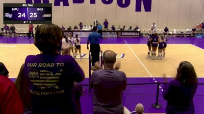 Replay: High Point vs James Madison | Aug 27 @ 6 PM