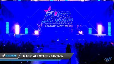 Magic All Stars - Fantasy [2019 Senior XSmall 5 Day 2] 2019 USA All Star Championships