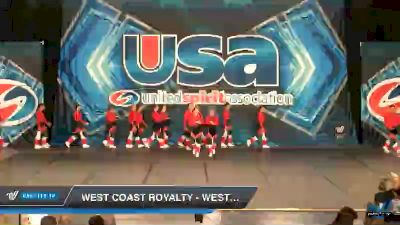 West Coast Royalty - West Coast Royalty [2019 Open Coed Hip Hop Day 2] 2019 USA All Star Championships