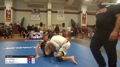 Garret Lavaggi vs Michael Whalon 1st ADCC North American Trials