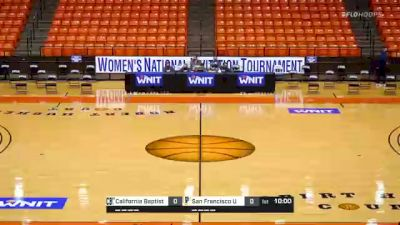 San Francisco vs. California Baptist - 2021 WNIT - Round 2, Fort Worth Regional