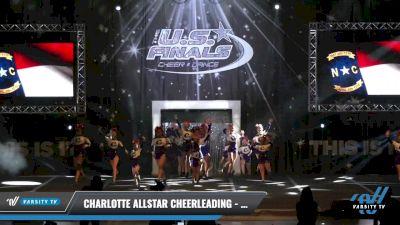 Charlotte Allstar Cheerleading - Ice [2021 L2.1 Junior - PREP Day 1] 2021 The U.S. Finals: Louisville