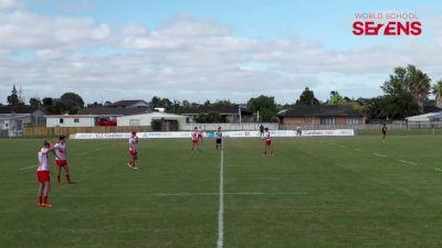Full Replay - World School 7s Field 2