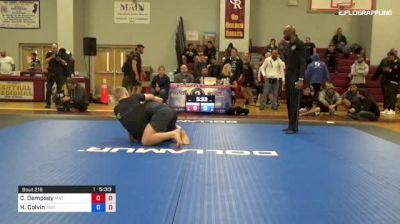 Chris Dempsey vs Hunter Colvin 1st ADCC North American Trials