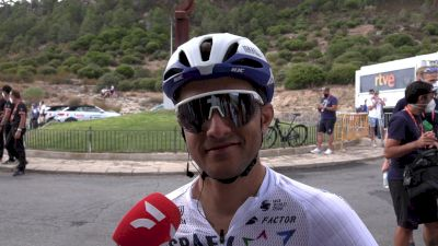 James Piccoli: 'We're Ready To Take On The Last Week' Stage 15 - 2021 Vuelta A España