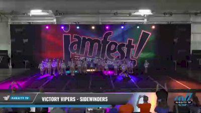 Victory Vipers - Sidewinders [2021 L2 Junior - Medium Day 2] 2021 JAMfest: Liberty JAM