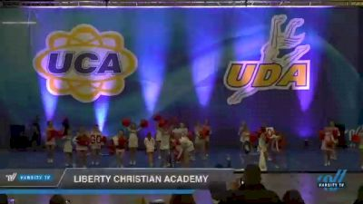 Liberty Christian Academy [2020 Game Day Large Junior High Day 1] 2020 UCA Smoky Mountain Championship
