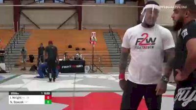 Isiah Wright vs Nick Spacek 2020 Colorado State Championships