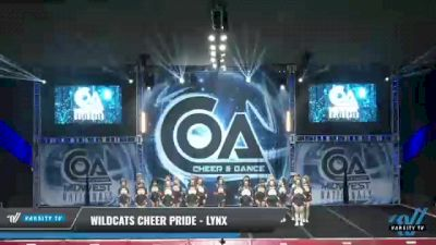 Wildcats Cheer Pride - Lynx [2021 L2 Senior - Small Day 2] 2021 COA: Midwest National Championship