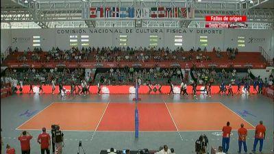 Full Replay - 2019 NORCECA Mens XIV Pan-American Cup - NORCECA Mens XIV Pan-American Cup - Jun 17, 2019 at 6:48 PM CDT