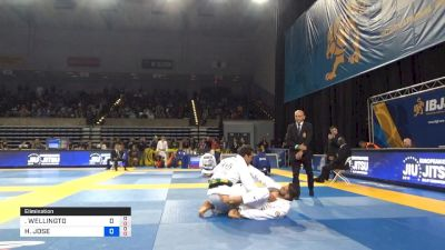 WELLINGTON MODENA PEROTO vs HELTON JOSE MENDES DA SILVA JUNI 2019 Pan Jiu-Jitsu IBJJF Championship