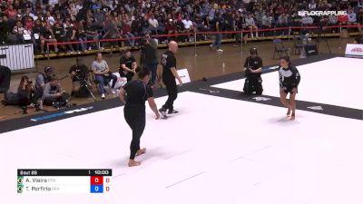 Ana Carolina Vieira vs Tayane Porfirio 2019 ADCC World Championships