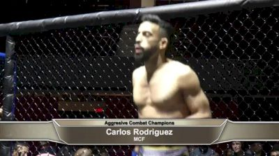 Daniel Rodriguez vs. Carlos Rodriguez ACC 17 Replay