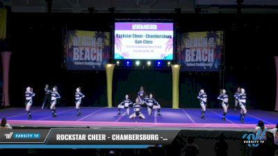 Rockstar Cheer - Chambersburg - Gym Class Heroes [2021 L4 International Open Coed Day 1] 2021 ACDA: Reach The Beach Nationals
