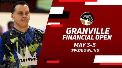 Full Replay: Lanes 17-18 - PBA50 Granville Financial Open - Match Play Round 1