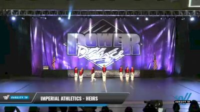 Imperial Athletics - HEIRS [2021 Mini - Prep - Hip Hop Day 1] 2021 ACP Power Dance Nationals & TX State Championship