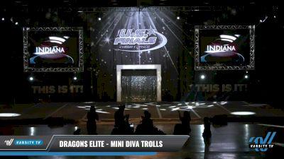 Dragons Elite - Mini Diva Trolls [2021 L1.1 Mini - PREP - D2 - A Day 1] 2021 The U.S. Finals: Louisville
