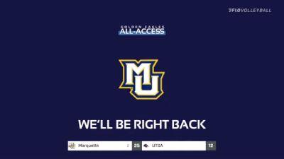 Replay: UTSA vs Marquette | Sep 17 @ 2 PM