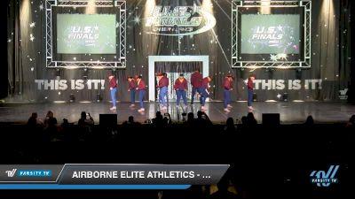 Airborne Elite Athletics - Chaos [2019 Open Coed Hip Hop Day 2] 2019 US Finals Virginia Beach