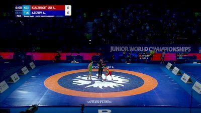 Replay: Mat B - 2021 Junior World Championships | Aug 21 @ 5 PM