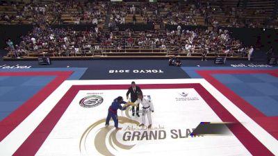 Paulo Polimeno vs Marcelino de Freitas 2018 Abu Dhabi Grand Slam Tokyo