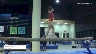 Elena Arenas - Beam, Georgia Elite - 2020 Tampa Bay Turner's Invitational